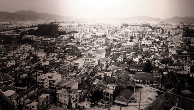 Shenzhen in the 1970s