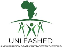 Unleash African Trade Logo